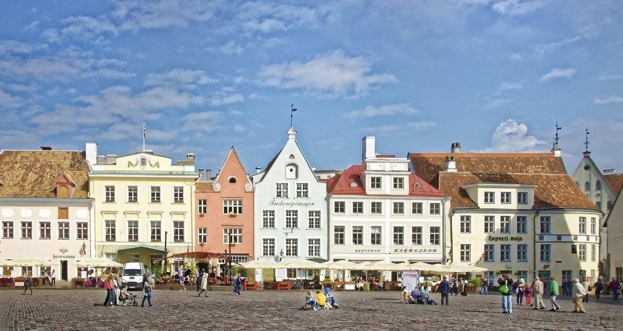 Een stedentrip naar Tallinn is een hit