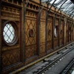 vakantie met de trein in Europa