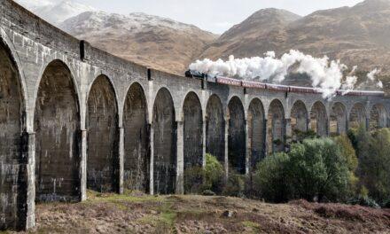 8 mooie treinreizen in Europa