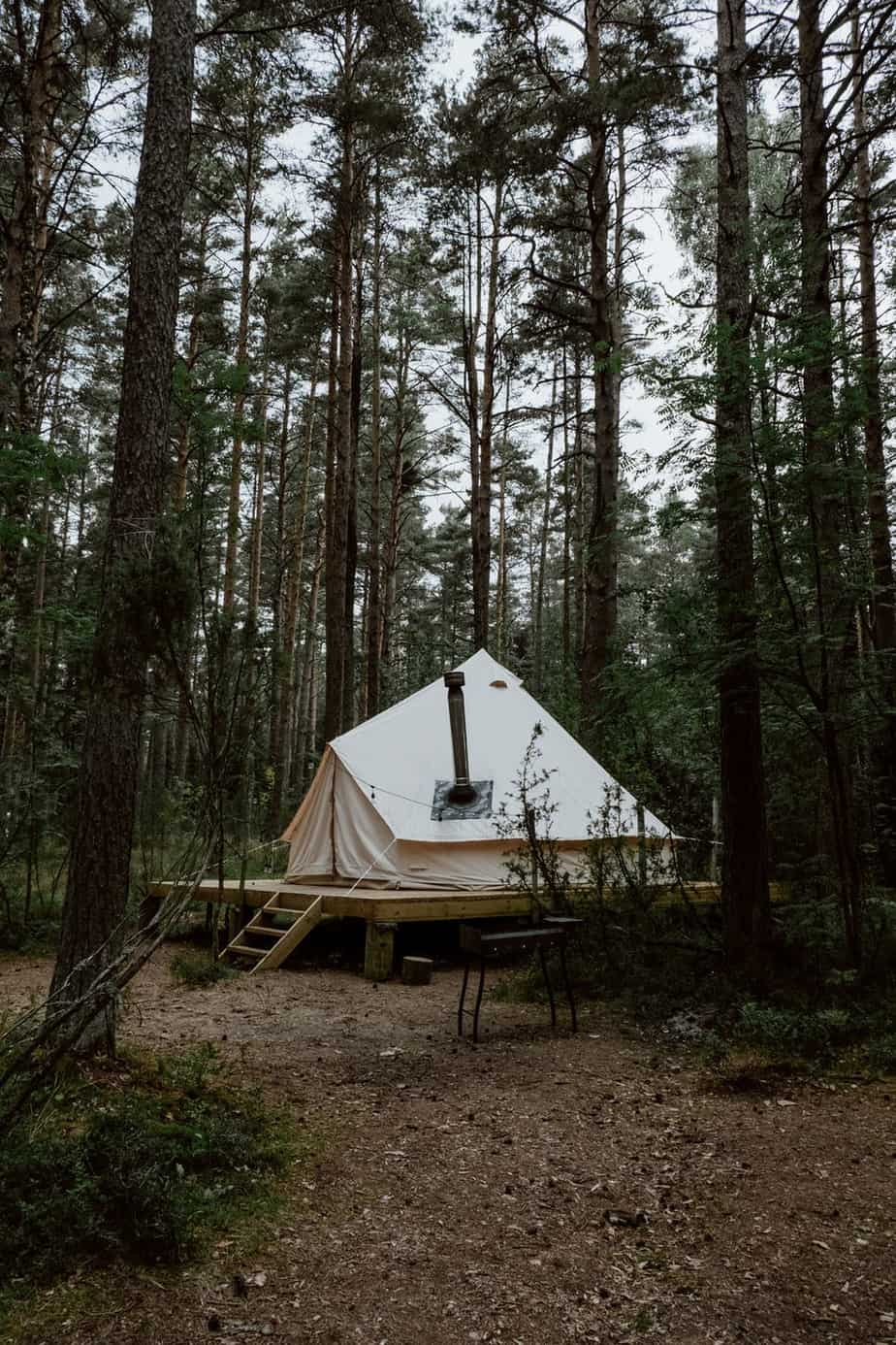 kamperen in Nederland